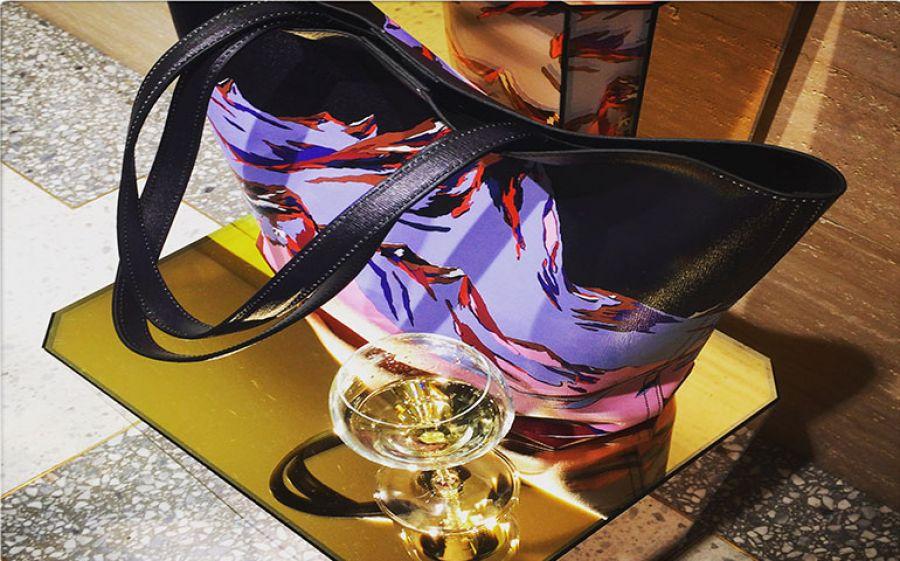 Vendemmia 2016: Da Emilio Pucci, una dama in bianco di nome Leonia