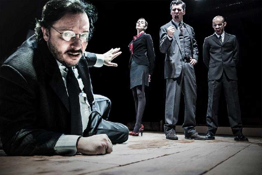BULL al Teatro Franco Parenti