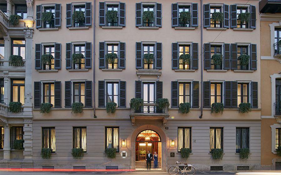 Capodanno Cinese all'hotel Mandarin Oriental di Milano
