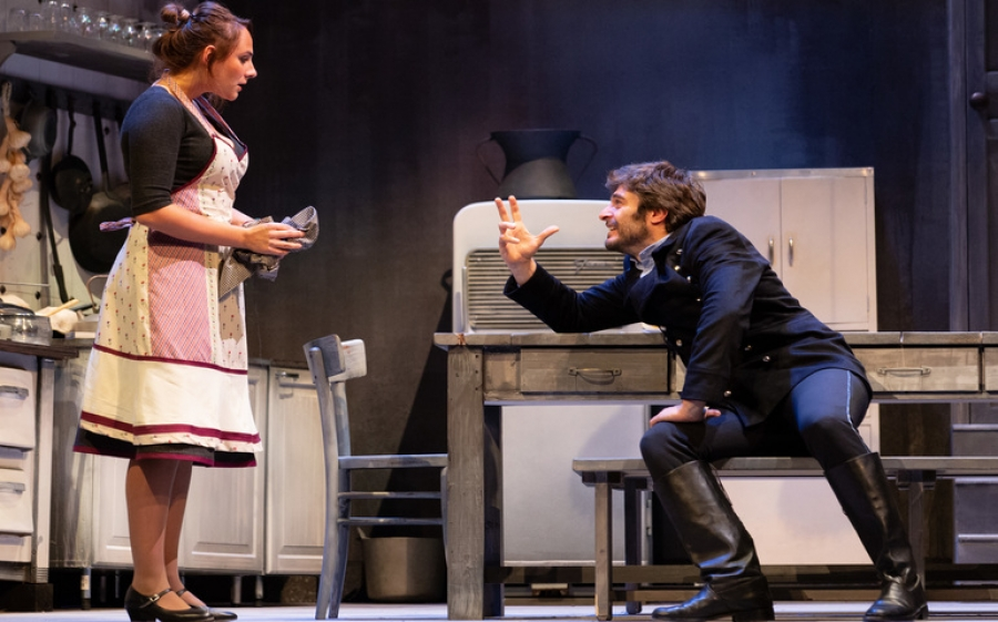 Il successo di After Miss Julie al Parenti