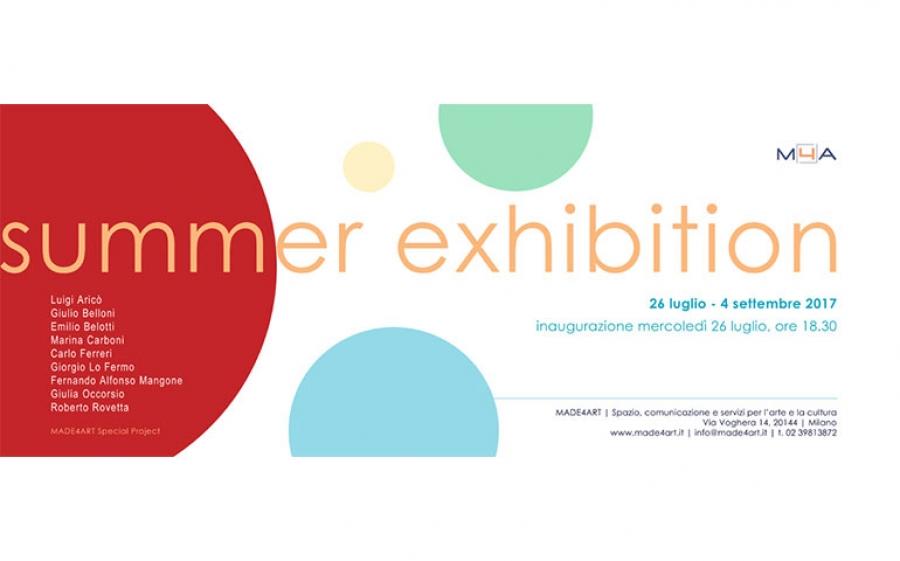 Summer Exhibition 2017