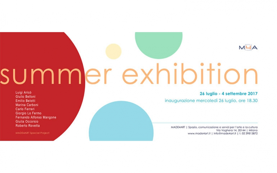 Summer Exhibition 2017
