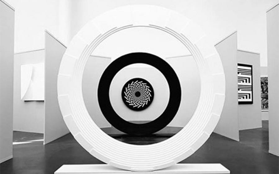 """""""Il bianco e il nero"""": Marcello Morandini in mostra al museo MaGa in provincia di Varese"""