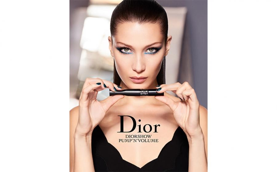 Bella Hadid è il nuovo volto di Dior Makeup