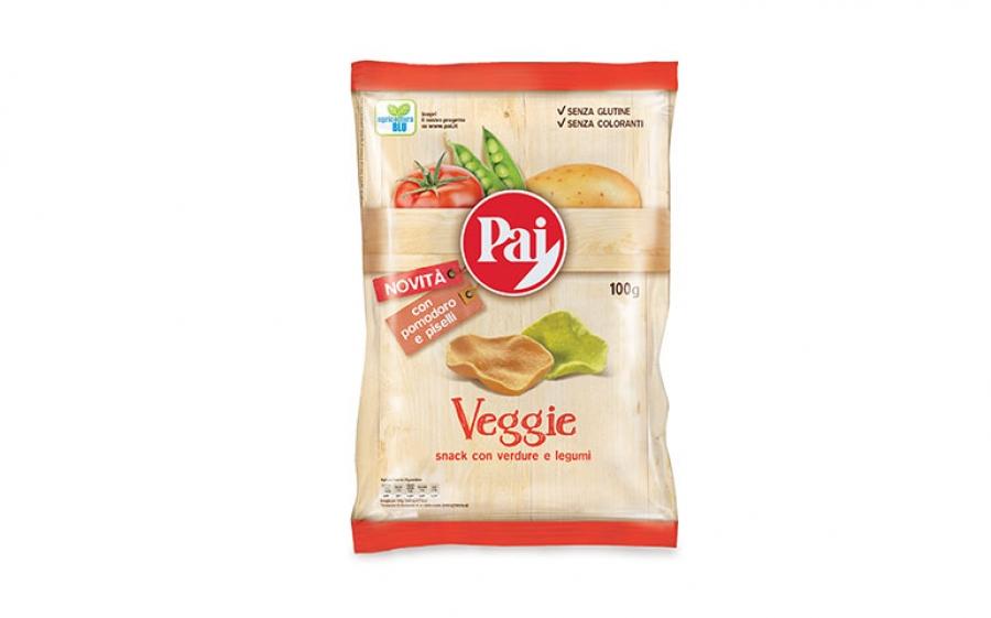 Veggie: le nuove patatine San Carlo