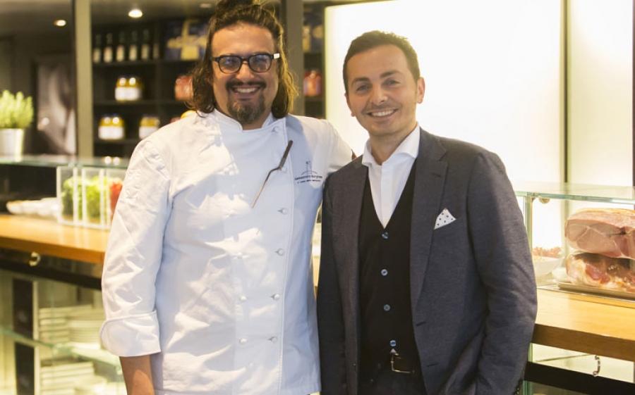 Per Obicà lo chef Alessandro Borghese firma i Piattini protagonisti del nuovo menù Food To Share