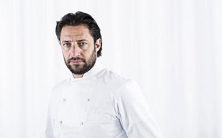 A Milano Luigi Taglienti lo chef stellato inaugura il ristorante Lume