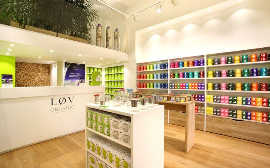 Løv Organic apre la sua prima Boutique a Milano