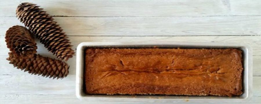 Plum cake al caffè, cioccolato e Zabov