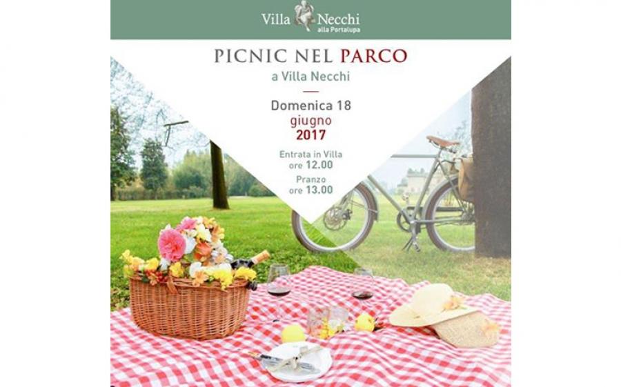 Villa Necchi alla Portalupa apre i suoi giardini a uno speciale pic nic