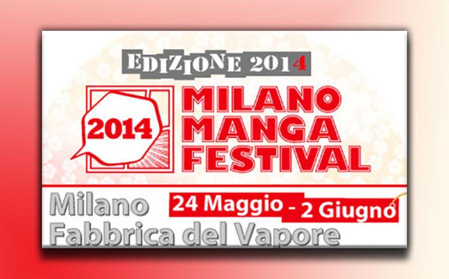 Milano Manga Festival 2014 alla Fabbrica del Vapore