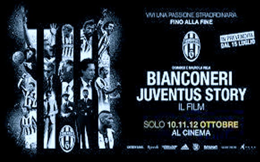 Bianconeri. Juventus Story arriva nelle sale italiane