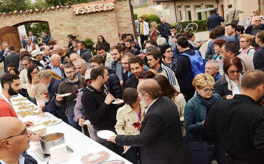 Noi le chiamiAMO Chiocciole: torna a Cherasco il festival dedicato alle lumache in cucina