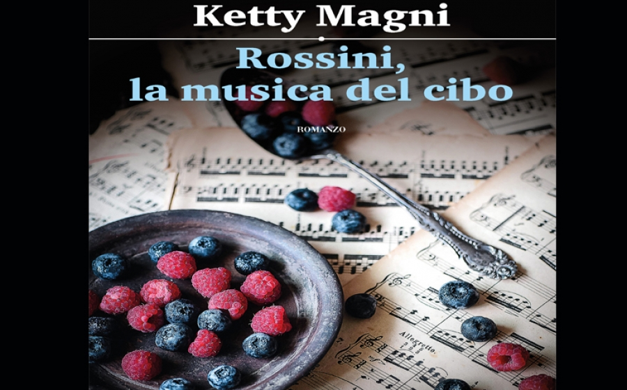 Rossini, la musica del cibo. La presentazione del nuovo libro di Ketty Magni al Pomiroeu di Seregno