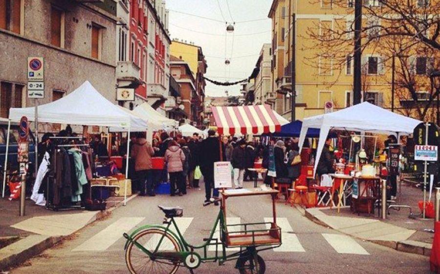 BOTTEGHE SOTTO I GRATTACIELI: Mercato di Natale @ Quartiere Isola