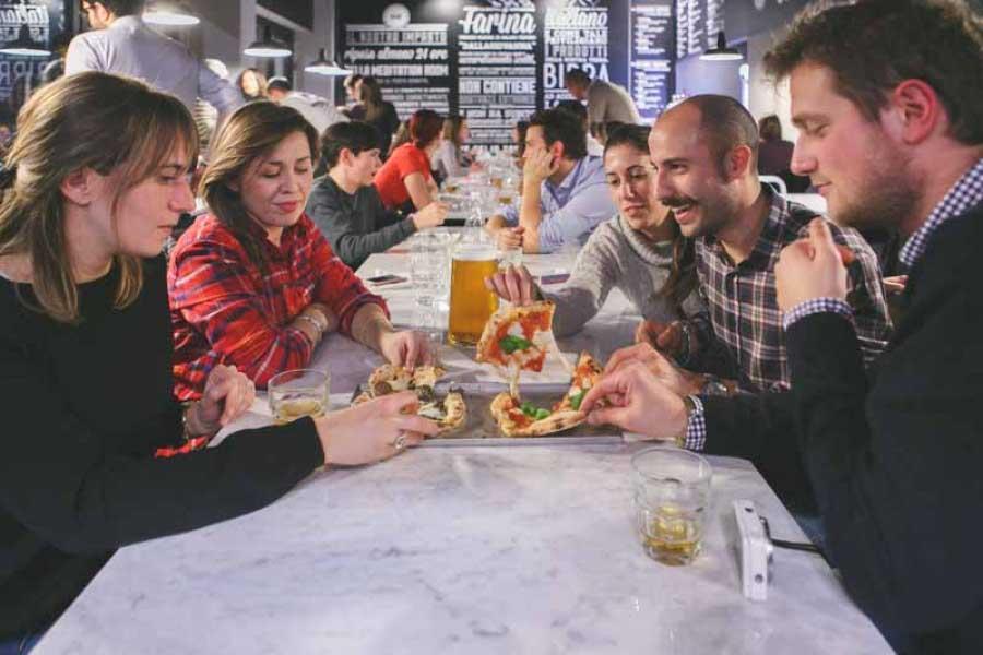 Pizza Social? A Milano c'è Briscola