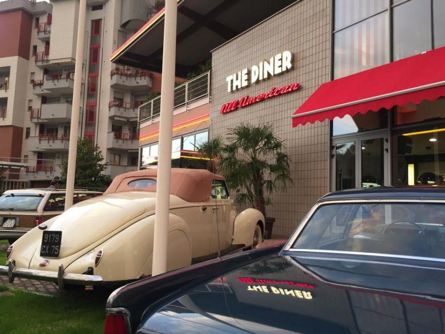 All American The Diner, un tuffo negli anni '50