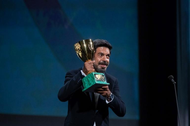 Venezia 77: Coppa Volpi per il Miglior attore a Pierfrancesco Favino in PADRENOSTRO di Claudio Noce