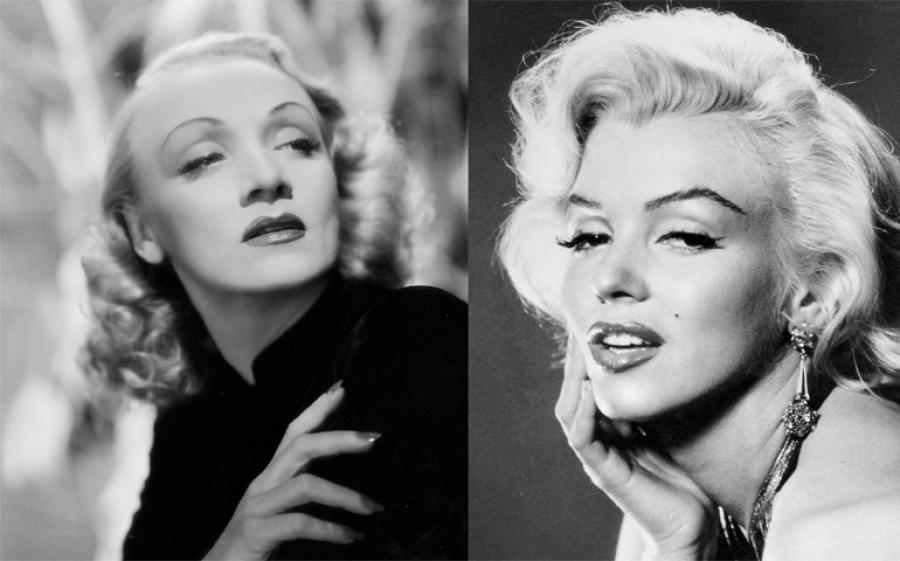 Veneri Bionde è la rassegna cinematografica che il MIC dedica alle dive Marlene Dietrich e Marilyn Monroe