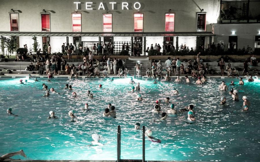 Bagni Misteriosi a Milano: Balneazione notturna, apertura serale per affrontare il caldo