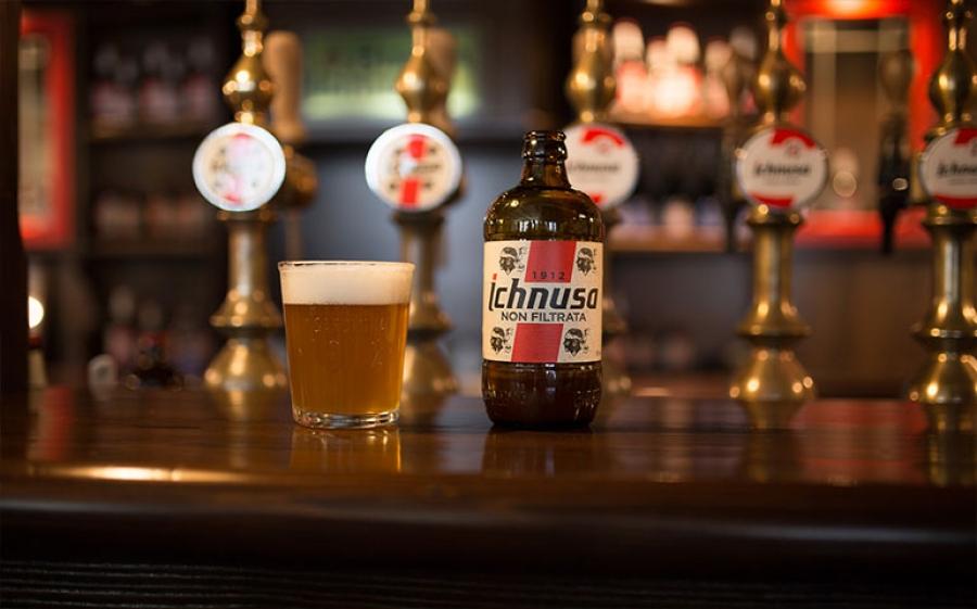 Ichnusa presenta la nuova birra non filtrata