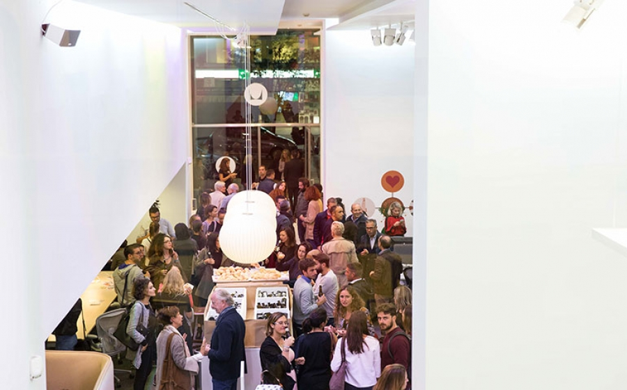 A Milano si balla negli showroom con la Dj Arch Night