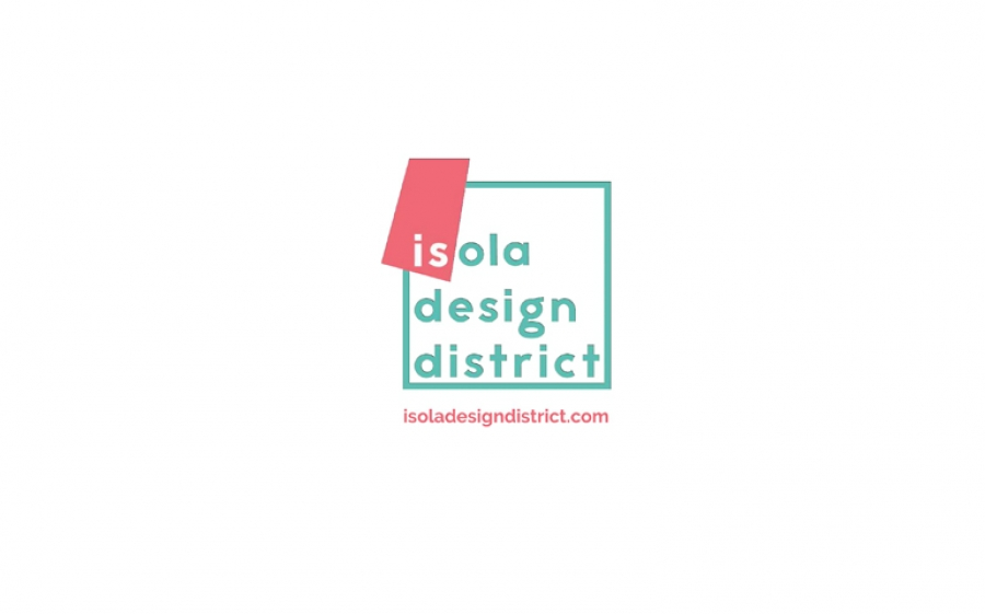 Per Milano Design Week 2017 Nerospinto è media partner di Isola Design District, progetto del Fuorisalone 2017