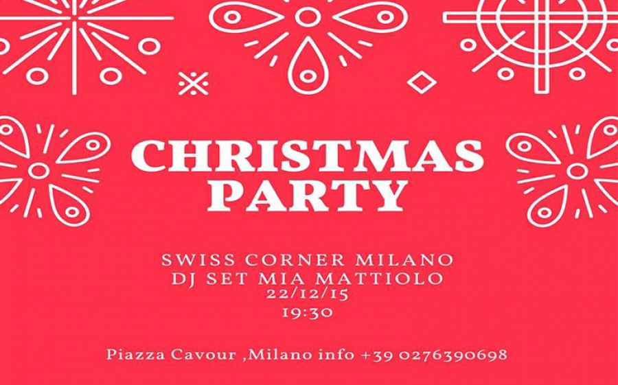 Christmas Party @Swiss Corner
