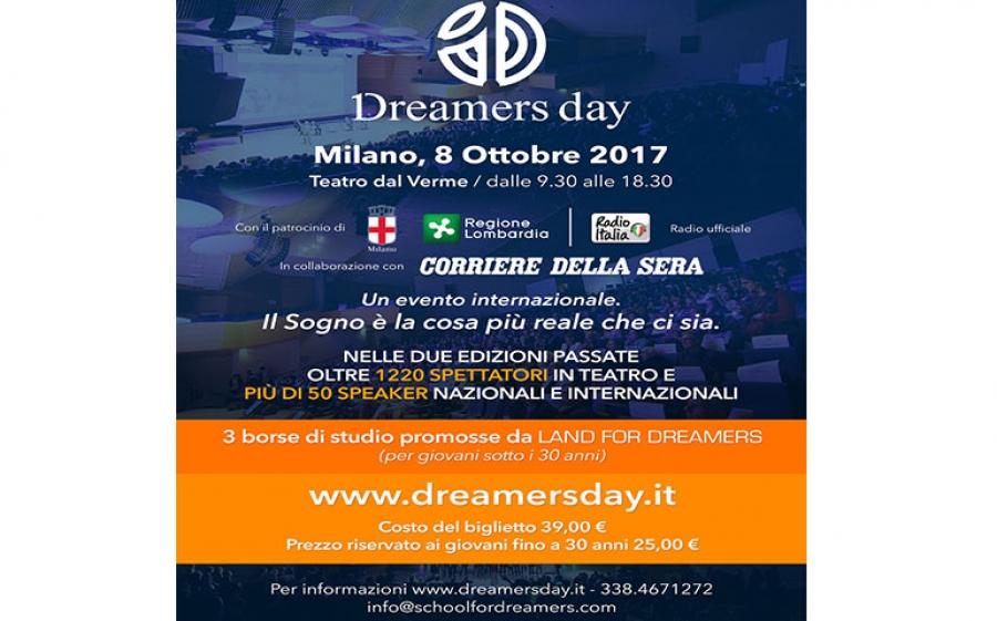 Dreamers Day: al Teatro dal Verme di Milano i sogni diventano realtà
