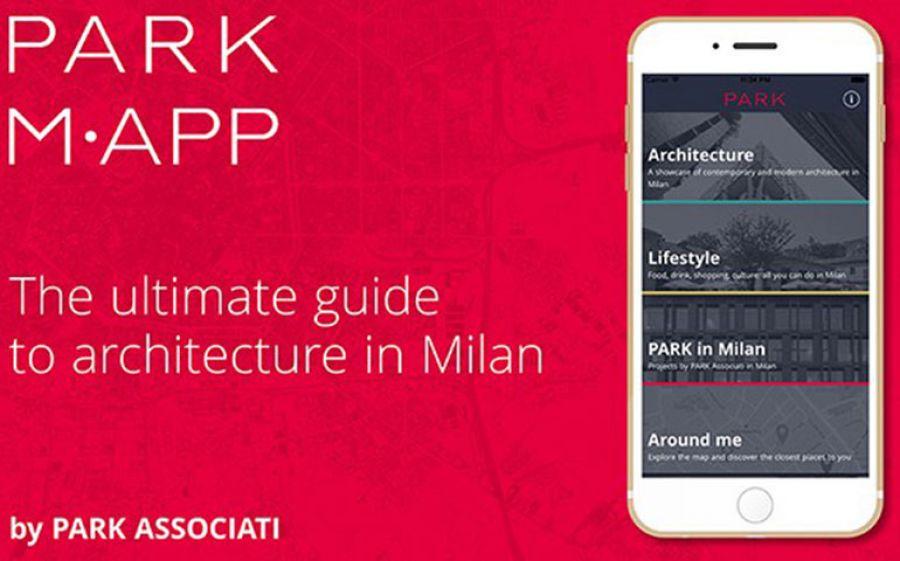 Scoprite architettura e design con Park Mapp
