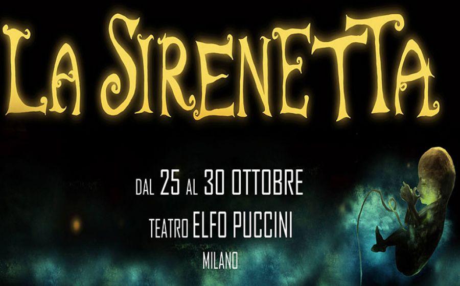 """Al Teatro Elfo Puccini va in scena """"La Sirenetta"""""""