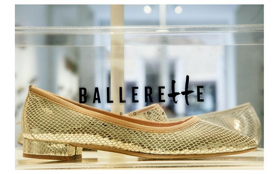 Apre a Milano in Corso Garibaldi il nuovo store BallereTTe