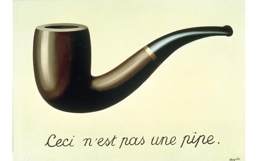 René Magritte, Il tradimento delle immagini