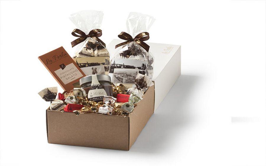 Dolci idee regalo per Natale firmate La Perla di Torino