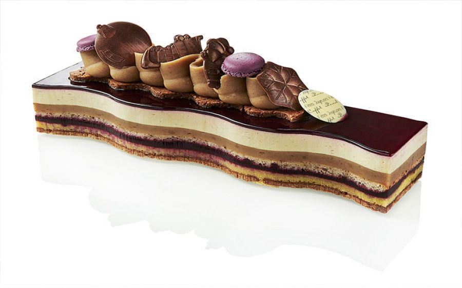 Maison Caffet presenta la collezione di dolci di Natale