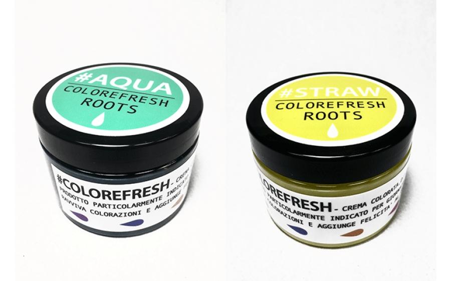 Al Roots di Milano è arrivata la nuova collezione Colorefresh, per un hairstyle perfetto ed originale