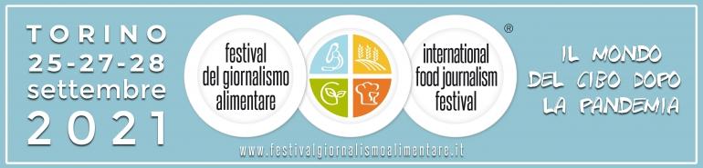 Buone e nuove pratiche di comunicazione del cibo: torna il Festival del Giornalismo alimentare
