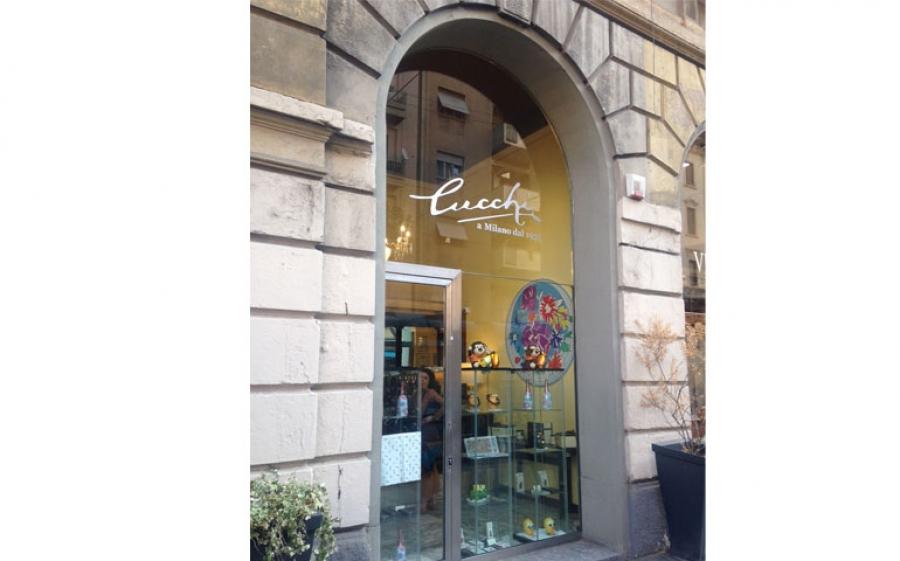 Alla Pasticceria Cucchi di Milano fiorisce l'estate firmata Fabrizio Sclavi