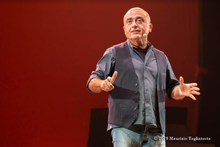 Paolo Cevoli al Teatro Manzoni