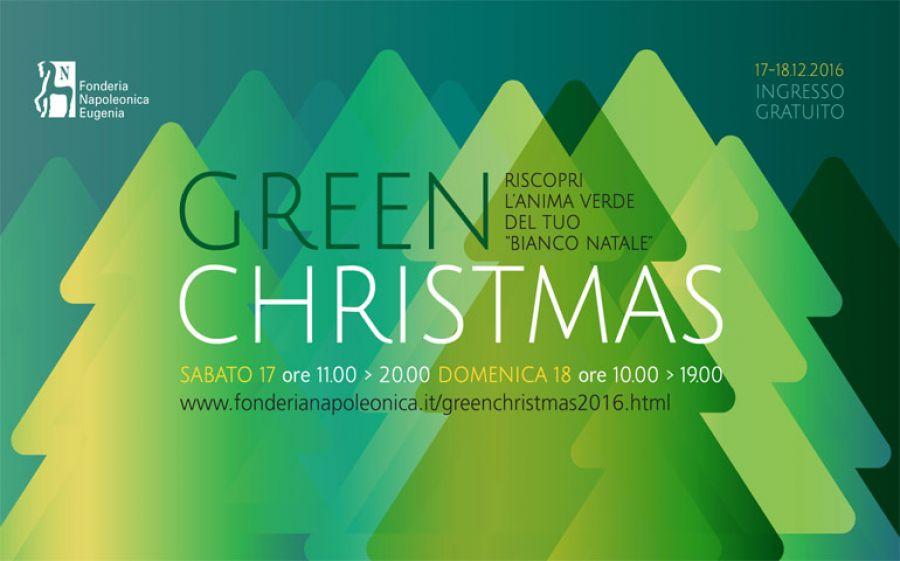 Green Christmas per un Natale a impatto zero