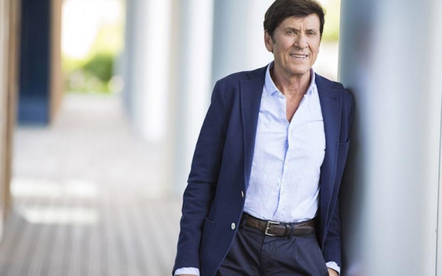 Gianni Morandi torna su Canale 5 con la fiction L'isola di Pietro