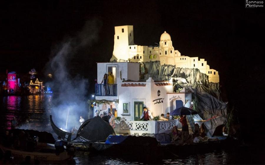 26 luglio 2018: Festa di Sant'Anna a Ischia tra mare, arte e food