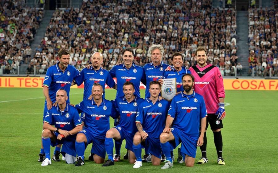 Partita del Cuore 2018, il 30 maggio in diretta dallo Stadio Ferraris di Genova