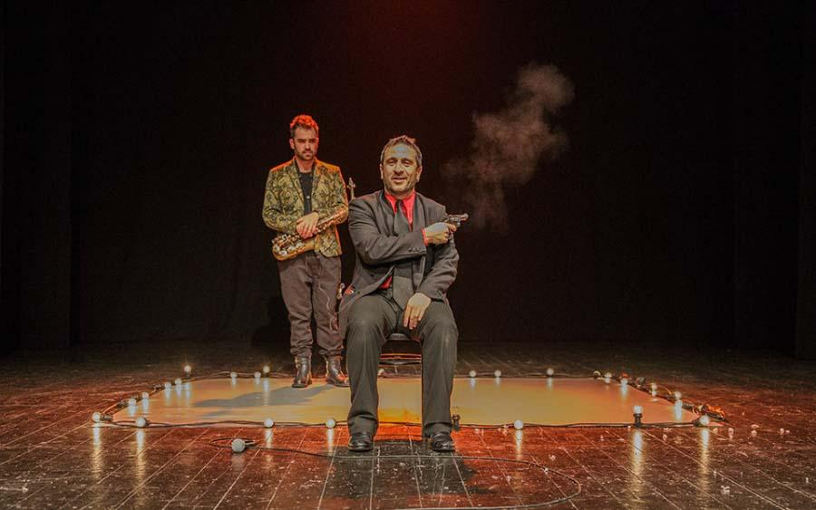 """Teatro Litta presenta: """"Psycho Killer, Quanto mi dai se ti uccido?"""""""