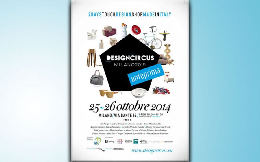 DesignCircus, una straordinaria autoproduzione a Milano.
