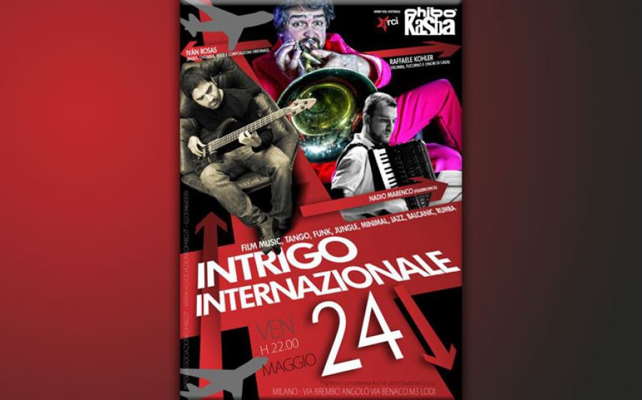 Intrigo Internazionale all' Ohibò