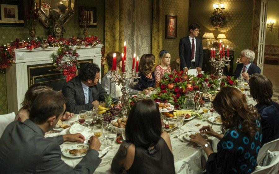 La cena di Natale, la nuova commedia di Marco Ponti