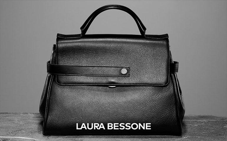 Pavo borsa della collezione di Laura Bessone