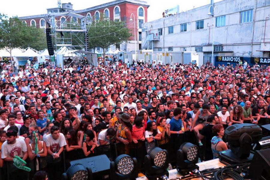 GOA~BOA FESTIVAL dal 6 all'11 luglio a Genova
