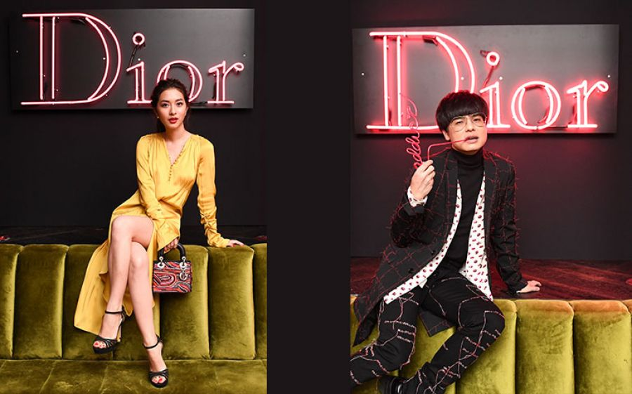 Dior lancia il nuovo Addict Lacquer Stick con un party esclusivo a Los Angeles